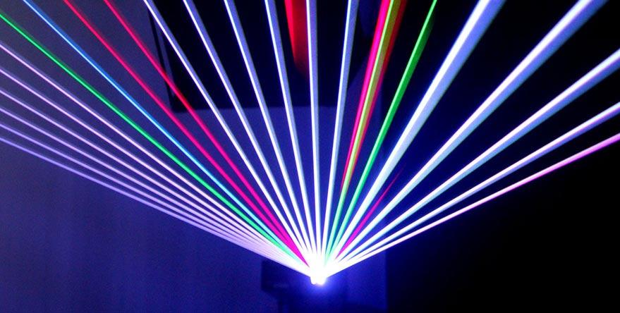 Аренда светового лазера